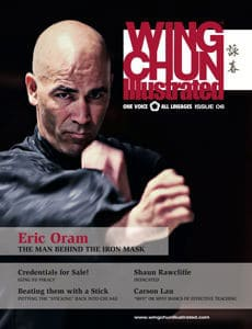 Wing Chun Illustrated Issue #6 Cover
