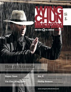 Wing Chun Illustrated Issue #10 Cover
