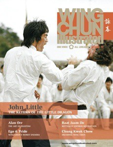 Wing Chun Illustrated Issue #11 Cover
