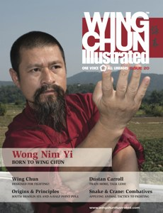 Wing Chun Illustrated Issue #20 Cover