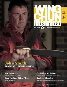 Wing Chun Illustrated Issue #24 Cover