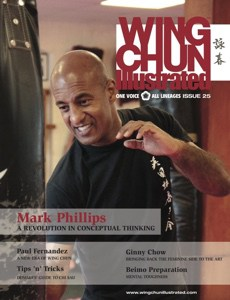 Wing Chun Illustrated Issue #25 Cover