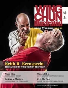 Wing Chun Illustrated Issue #26 Cover