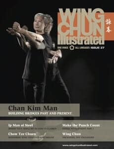 Wing Chun Illustrated Issue #27 Cover