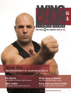 Wing Chun Illustrated Issue #28 Cover
