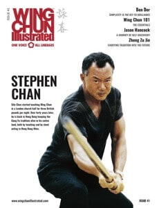 Issue 41 Cover Stephen Chan