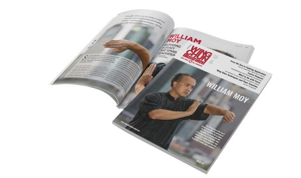 Wing Chun Illustrated Issue 62 featuring Sifu William Moy is available as print-on-demand.